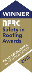 NFRC Safety in Roofing Award 2015