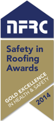 NFRC Safety in Roofing Award 2014